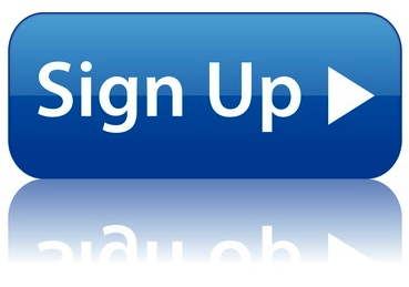signup blue button ican cloud apps