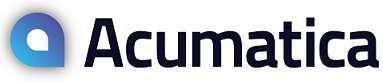 Acumatica logo, mass apply receivables add on