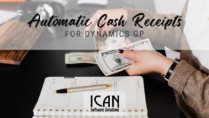 Automatic Cash Receipts GP